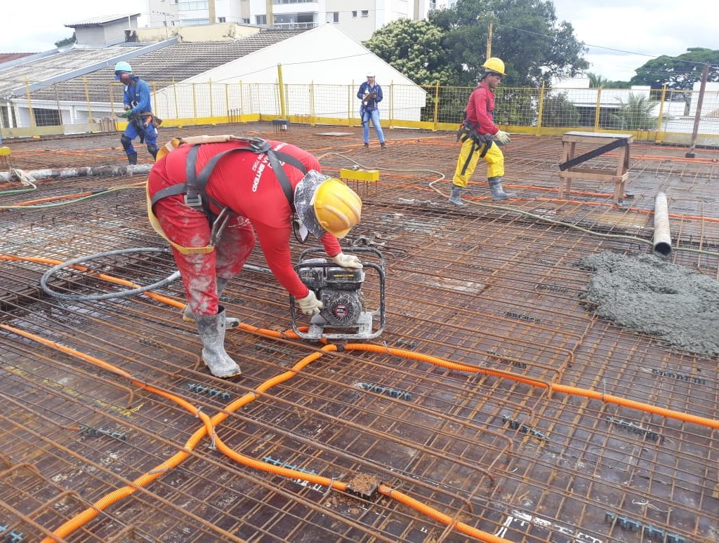 Laje Construtora Merziam 3