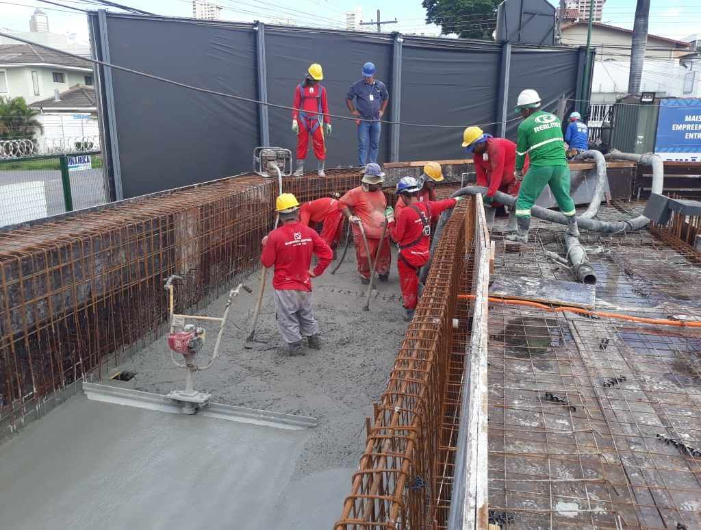 Laje Construtora Merziam 7
